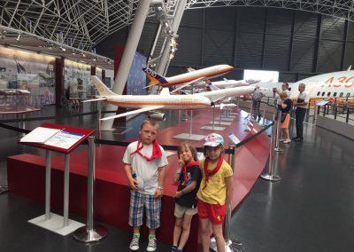Musée sur l'aéronautique