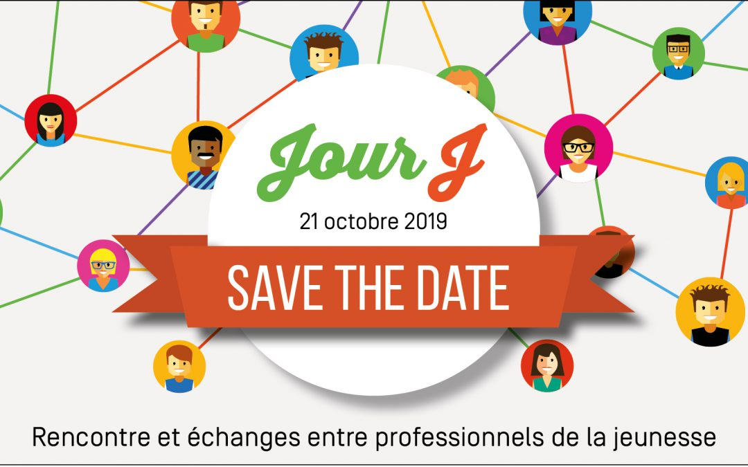 Service de la Jeunesse – Save the date !