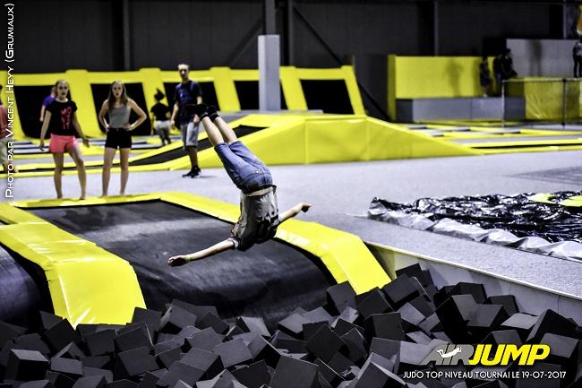 Air Jump de Tournai