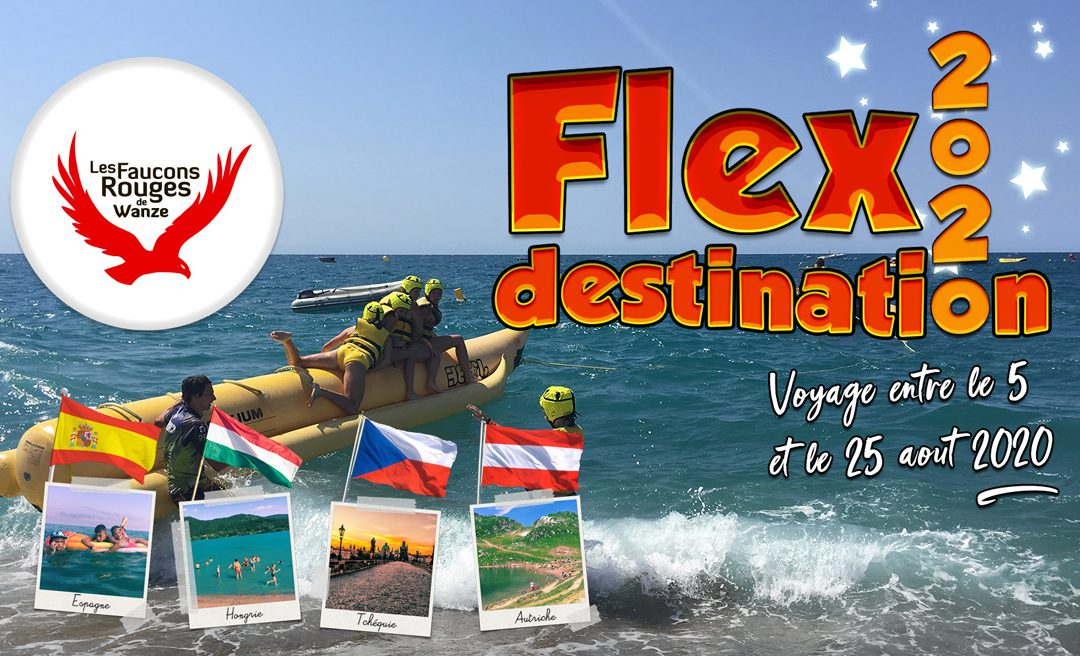 Camp de vacances FLEX 2020
