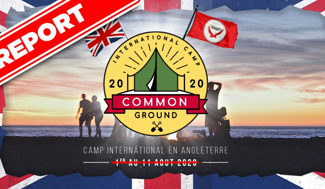 Camp international 2020 – Annulé pour cause de COVID-19 !