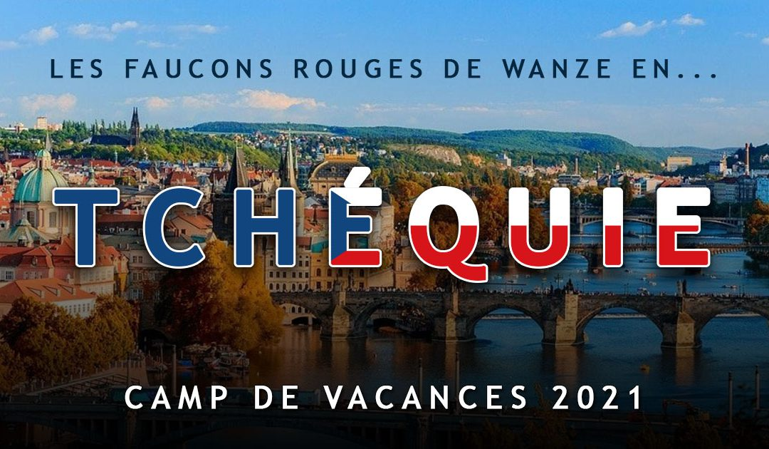 Camp FLEX des Faucons Rouges de Wanze