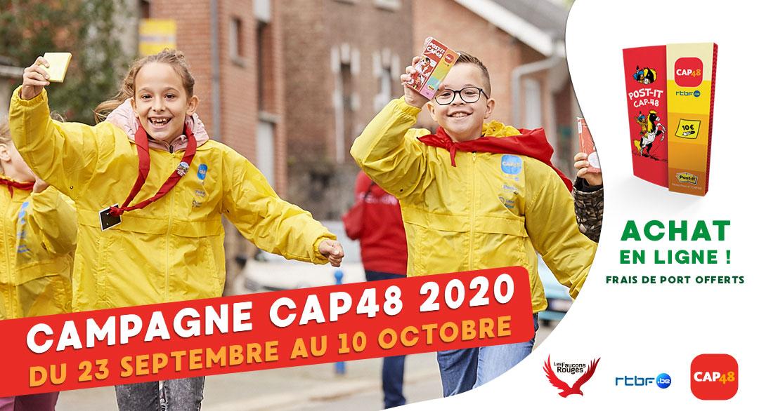 Campagne CAP48 2020