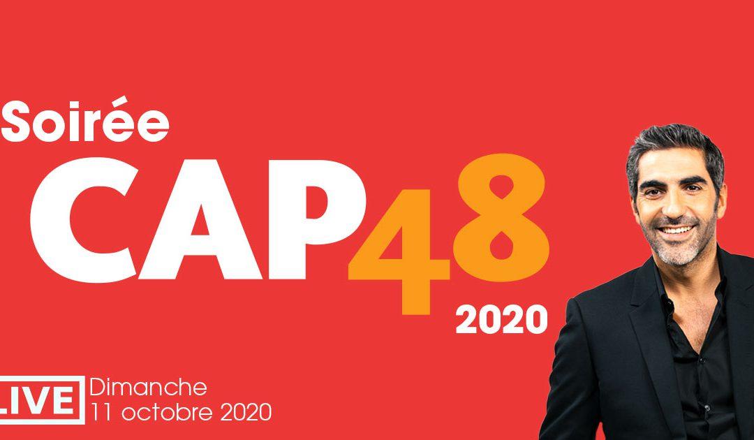 Soirée CAP48 2020