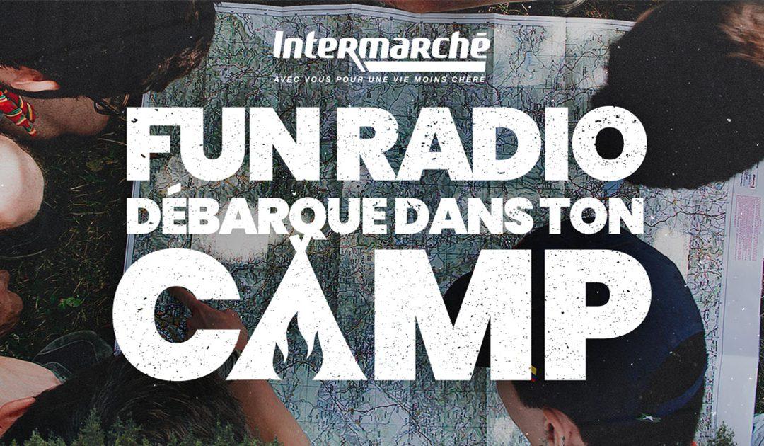 Fun Radio débarque dans ton camp !